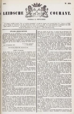 Leydse Courant 1877-09-21