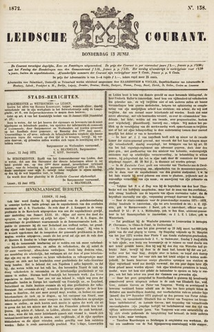 Leydse Courant 1872-06-13