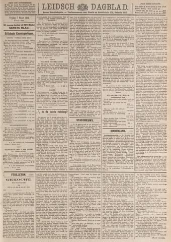 Leidsch Dagblad 1919-03-07