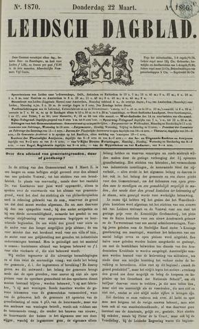 Leidsch Dagblad 1866-03-22