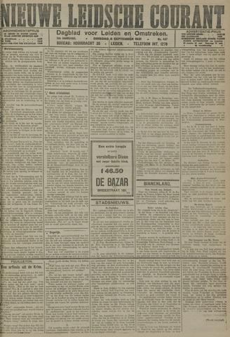 Nieuwe Leidsche Courant 1921-09-06