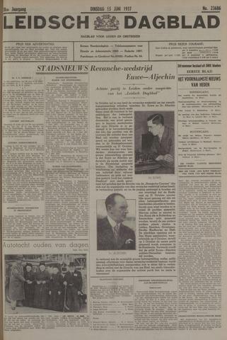 Leidsch Dagblad 1937-06-15