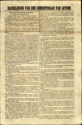 Handelingen van de Raad 1862-03-20