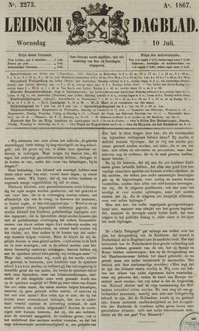 Leidsch Dagblad 1867-07-10