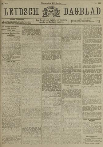 Leidsch Dagblad 1911-07-10