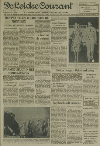 Leidse Courant 1963-08-22