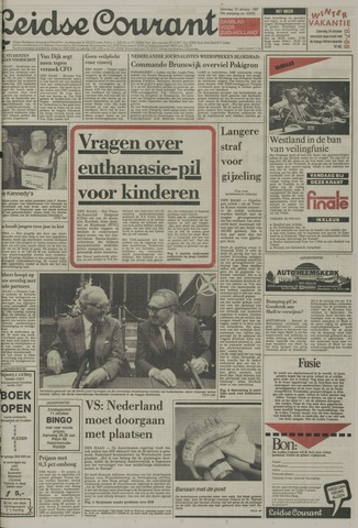 Leidse Courant 1987-10-10