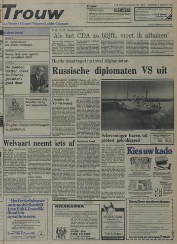 Nieuwe Leidsche Courant 1980-01-05