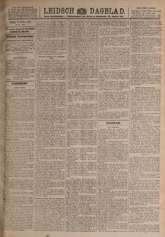 Leidsch Dagblad 1920-10-15