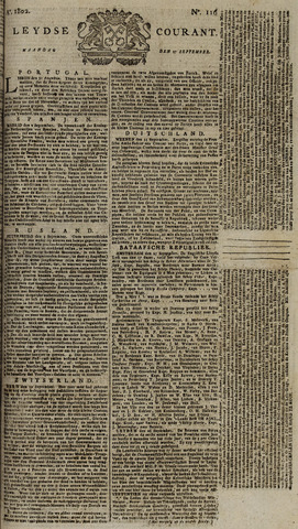 Leydse Courant 1802-09-27