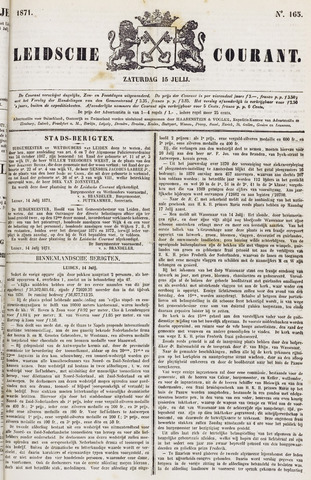 Leydse Courant 1871-07-15