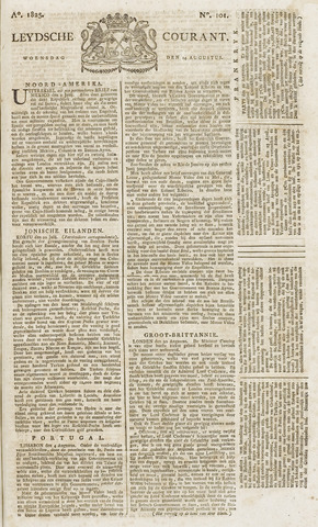 Leydse Courant 1825-08-24