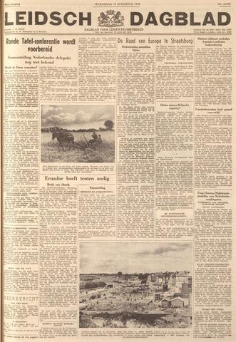 Leidsch Dagblad 1949-08-10