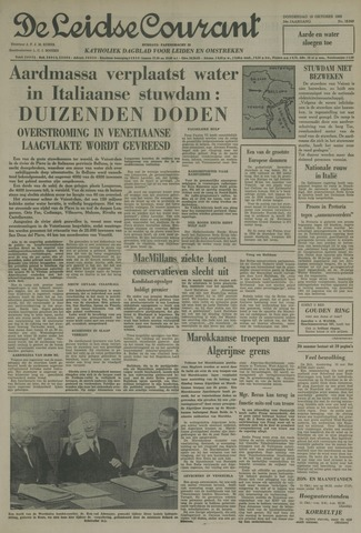 Leidse Courant 1963-10-10