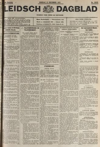 Leidsch Dagblad 1933-12-12