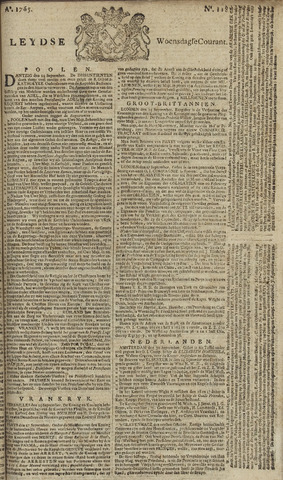 Leydse Courant 1765-10-02