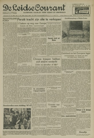 Leidse Courant 1952-06-14