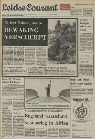 Leidse Courant 1977-06-01