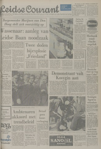 Leidse Courant 1971-10-19