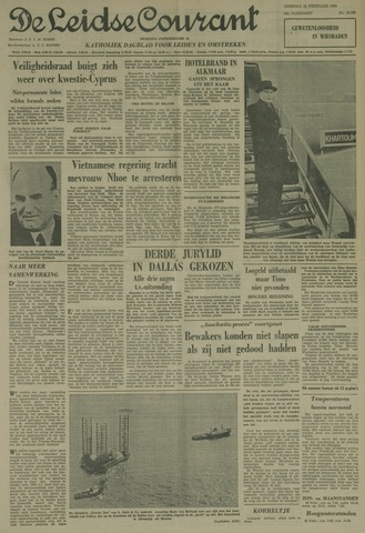 Leidse Courant 1964-02-25