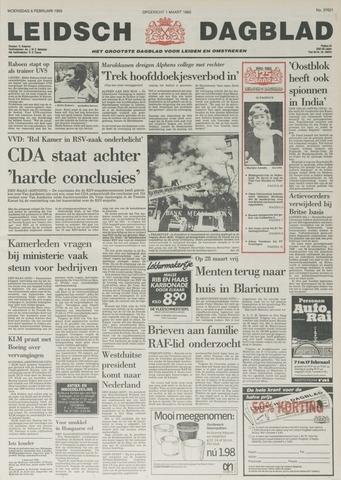 Leidsch Dagblad 1985-02-06