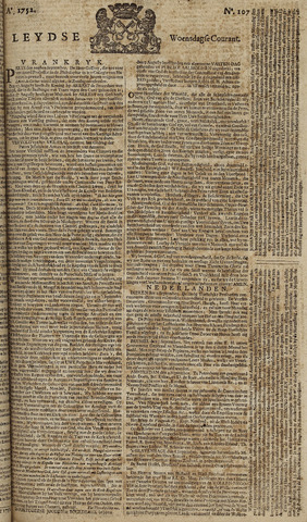 Leydse Courant 1752-09-06