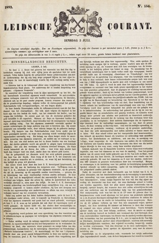 Leydse Courant 1883-07-03