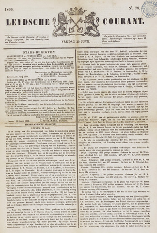 Leydse Courant 1866-06-29