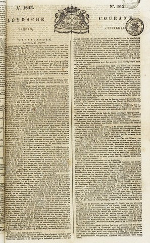 Leydse Courant 1843-09-01