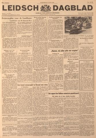 Leidsch Dagblad 1947-06-25