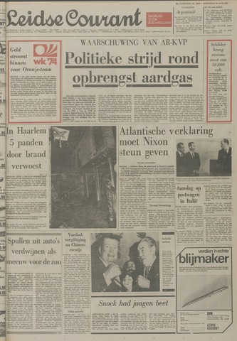 Leidse Courant 1974-06-26