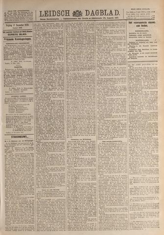 Leidsch Dagblad 1920-12-17
