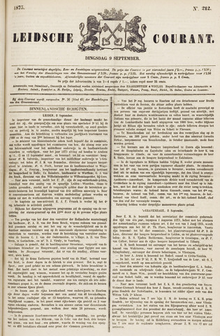 Leydse Courant 1873-09-09