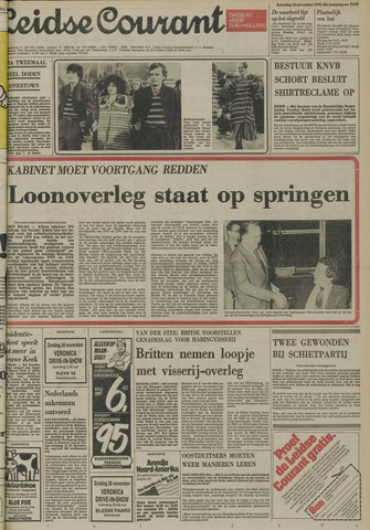 Leidse Courant 1978-11-25
