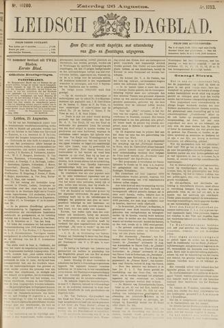 Leidsch Dagblad 1893-08-26