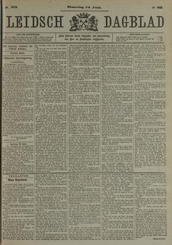 Leidsch Dagblad 1909-06-14