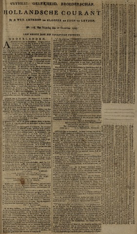 Leydse Courant 1795-12-28