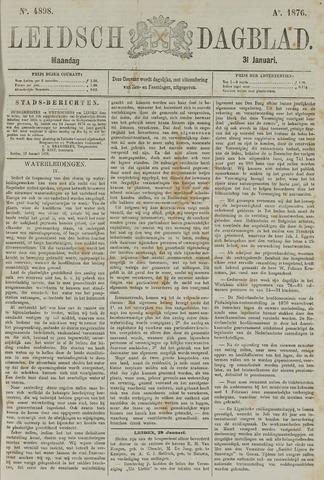 Leidsch Dagblad 1876-01-31