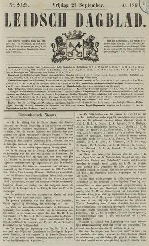 Leidsch Dagblad 1866-09-21