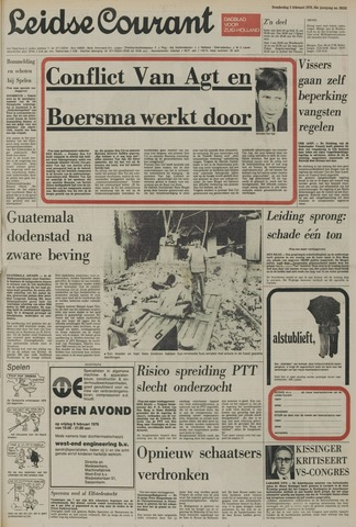 Leidse Courant 1976-02-05