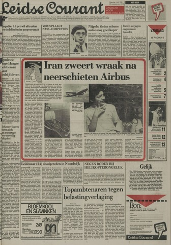 Leidse Courant 1988-07-04