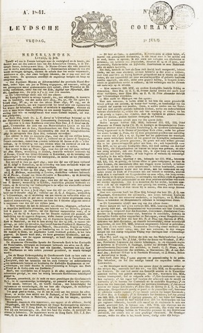 Leydse Courant 1841-07-30