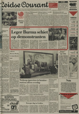 Leidse Courant 1988-09-19