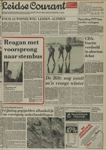 Leidse Courant 1980-11-04