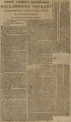 Leydse Courant 1795-07-08