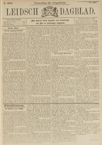 Leidsch Dagblad 1893-08-21
