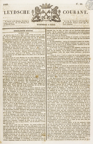 Leydse Courant 1860-07-04