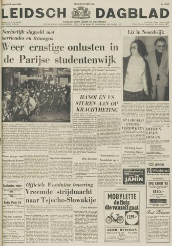 Leidsch Dagblad 1968-05-24