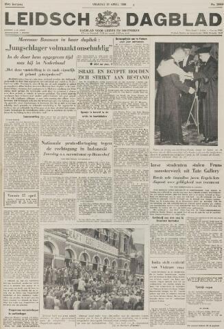Leidsch Dagblad 1956-04-13