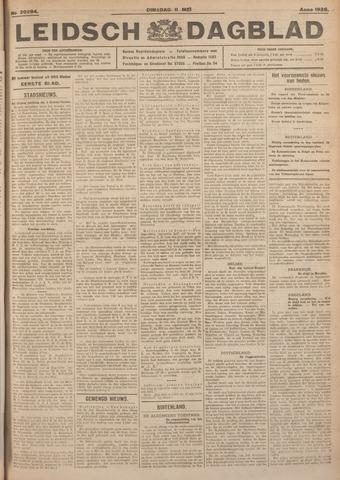 Leidsch Dagblad 1926-05-11